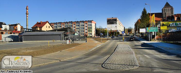 ulica Jagiełły po remoncie