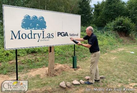 projektant pola golfowego Modry Las Gary Player