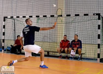 badmintonista Adrian Dziółko