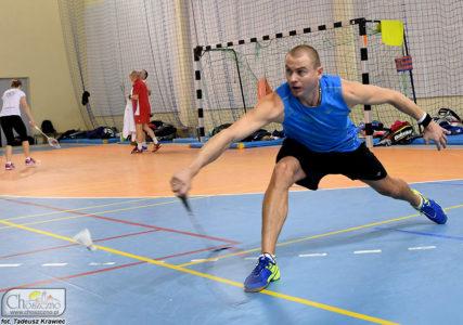 turniej badmintona pracowników oświaty
