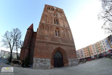 odnowiony kościół