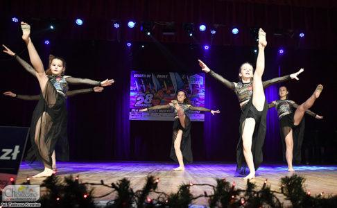 taniec podczas finału WOŚP