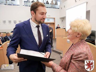 Łukasz Młynarczyk został radnym Sejmiku Województwa