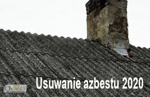na zdjęciu dach domu z kominem