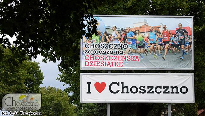 kolorowy witacz Choszczna