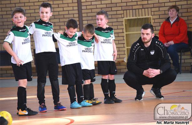 zespół Gavii w turnieju piłkarskim o puchar burmistrza Choszczna