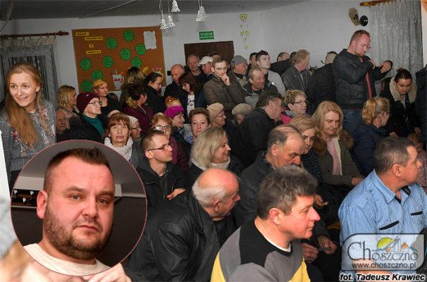 wybory sołeckie w Starym Klukomiu