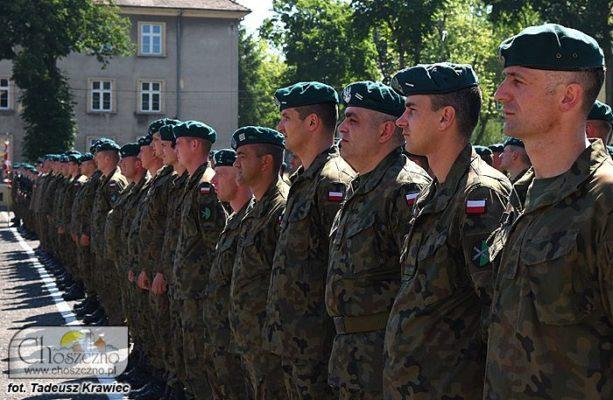 na zdjęciu są żołnierze