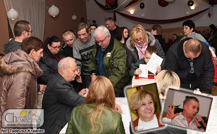 wybory sołeckie w Sulinie