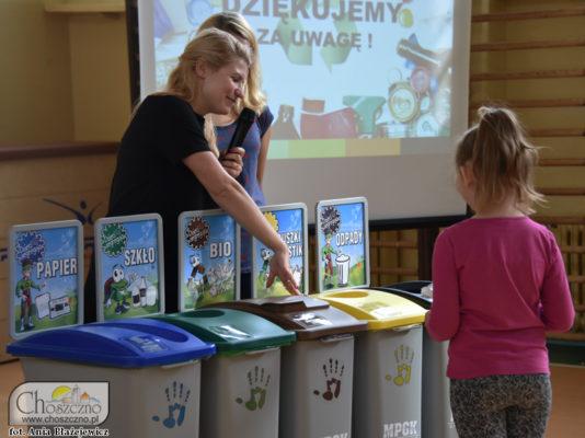 nauka segregacji śmieci