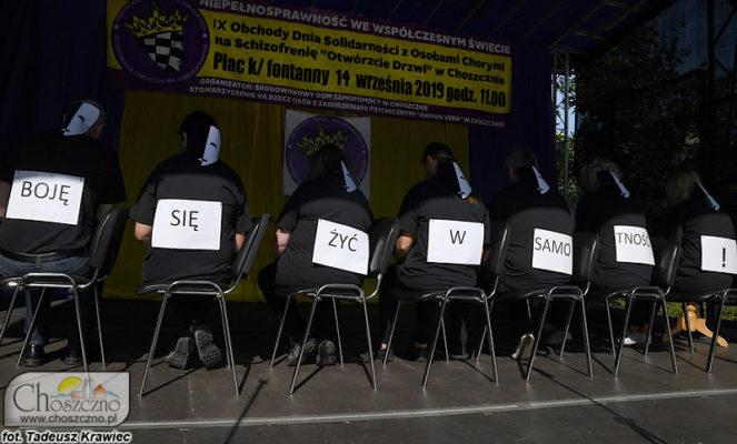 obchody Dnia Solidarności z Osobami Chorymi na Schizofrenię