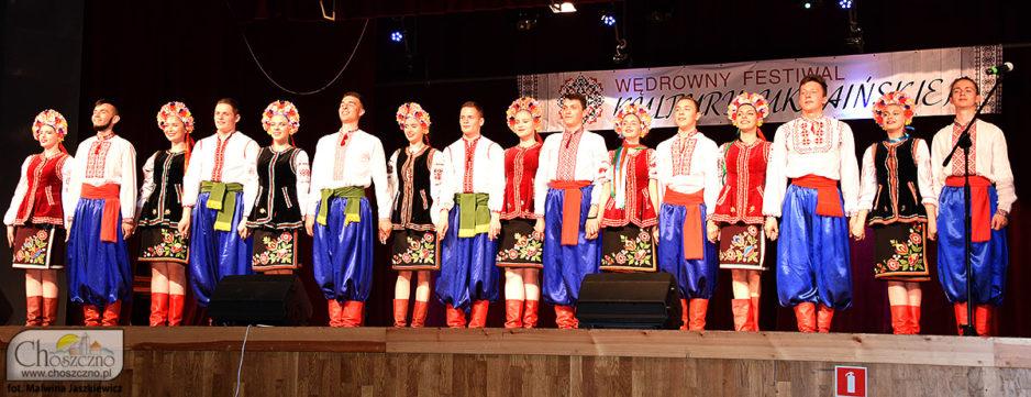 koncert zespołu ukraińskiego