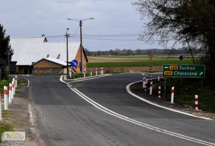 droga w Piaseczniku