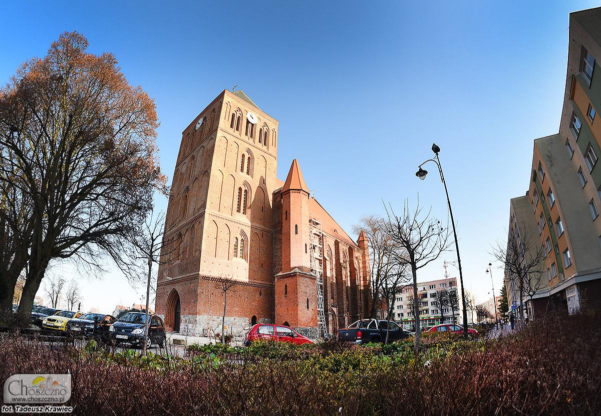 kościół pw. NNMP w Choszcznie