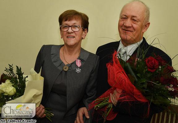 jubileusz złotych godów Czesławy i Jana Arczyńskich