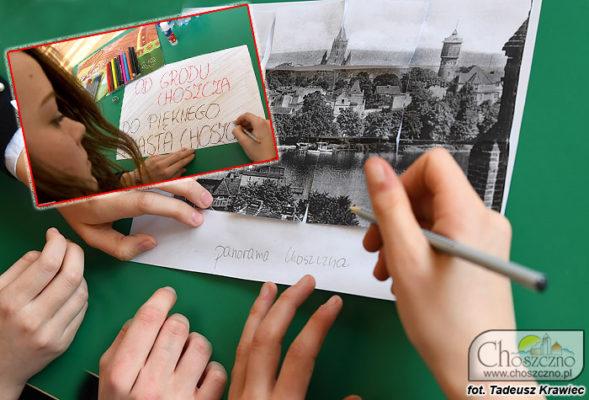 "konkurs ""Choszczno moje miasto"""