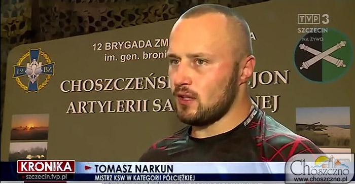 Tomasz Narkun zawodnik MMA