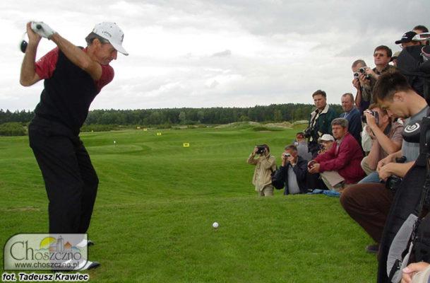 golfista Gary Player