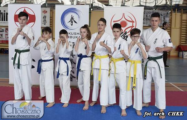 choszczeńscy karatecy
