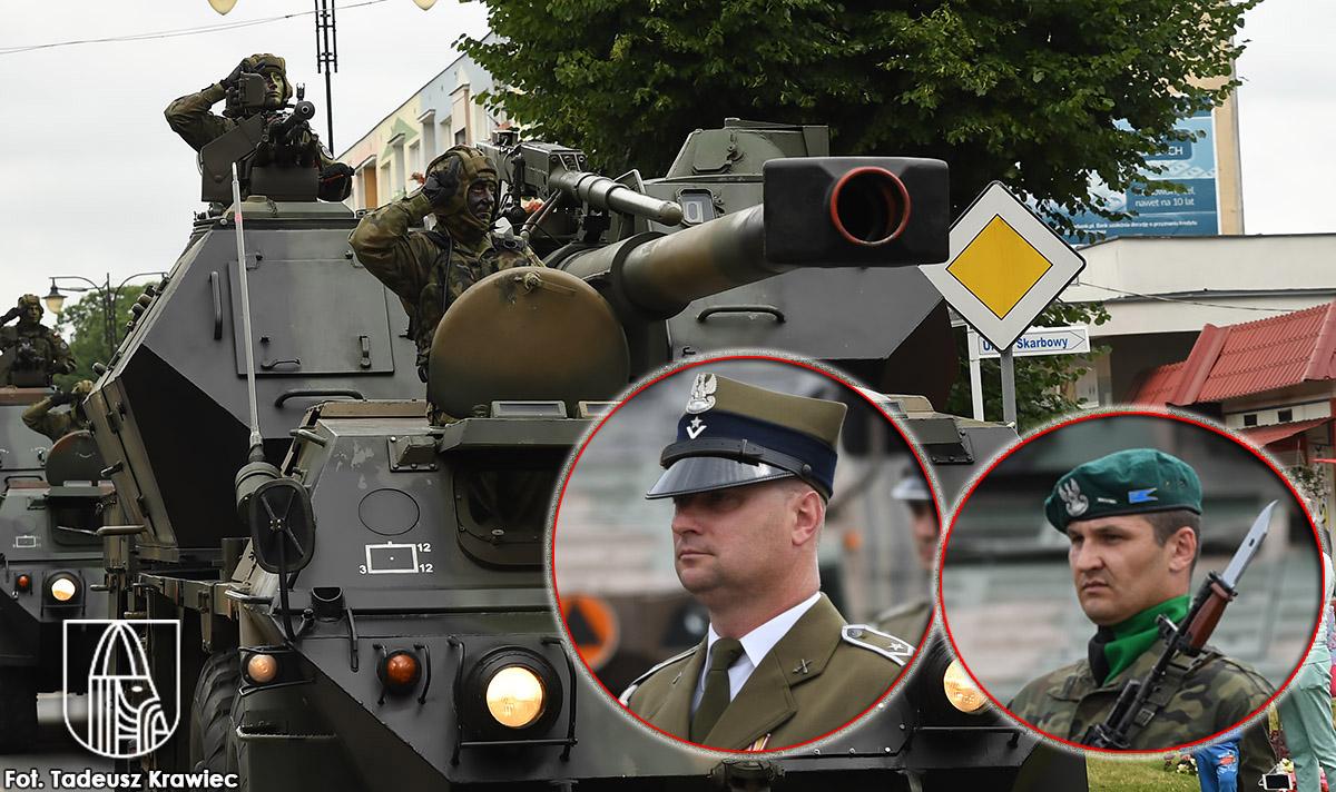 Święto choszczeńskiego dywizjonu artylerii samobieżnej - zdjęcie z 2018 roku