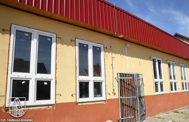 Świetlica w Korytowie ma nowy dach i okna