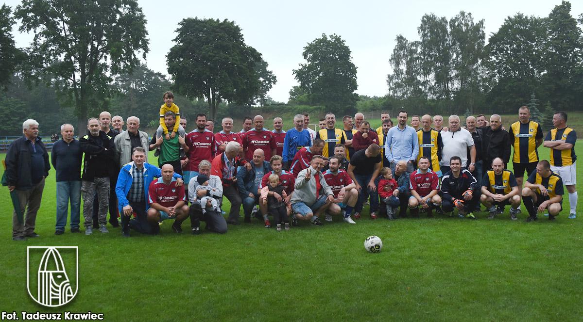 Piłkarskie spotkanie po latach