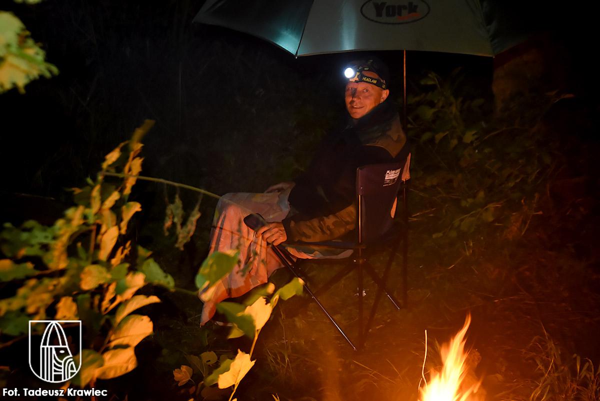 Nocne zawody wędkarskie