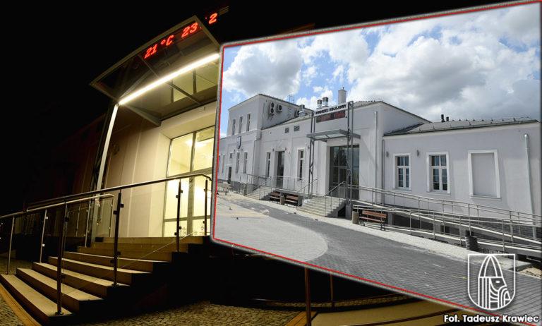 Choszczno - dworzec czeka na otwarcie