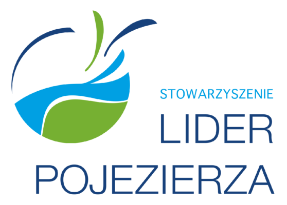 """logo Stowarzyszenia """"Lider Pojezierza"""""""
