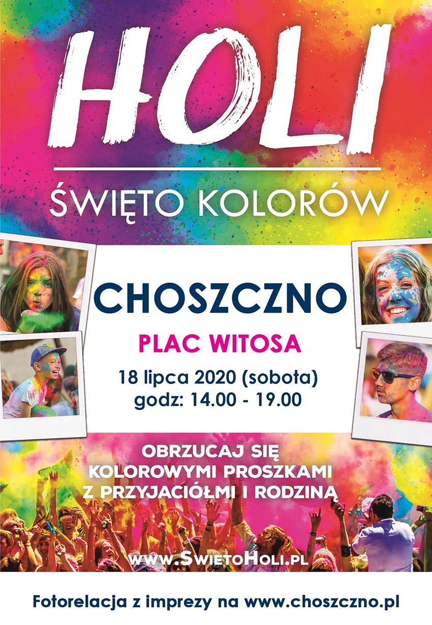 Aktywna sobota w Choszcznie