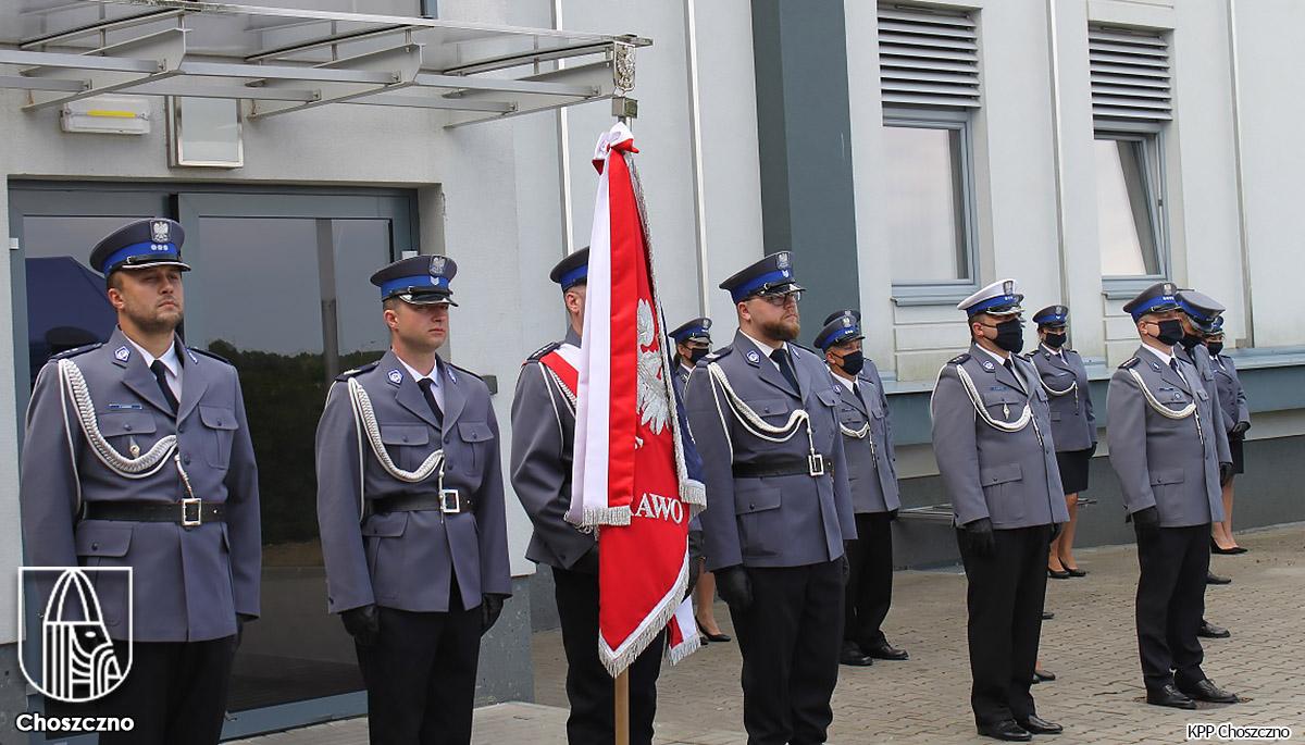 Święto Policji w Choszcznie