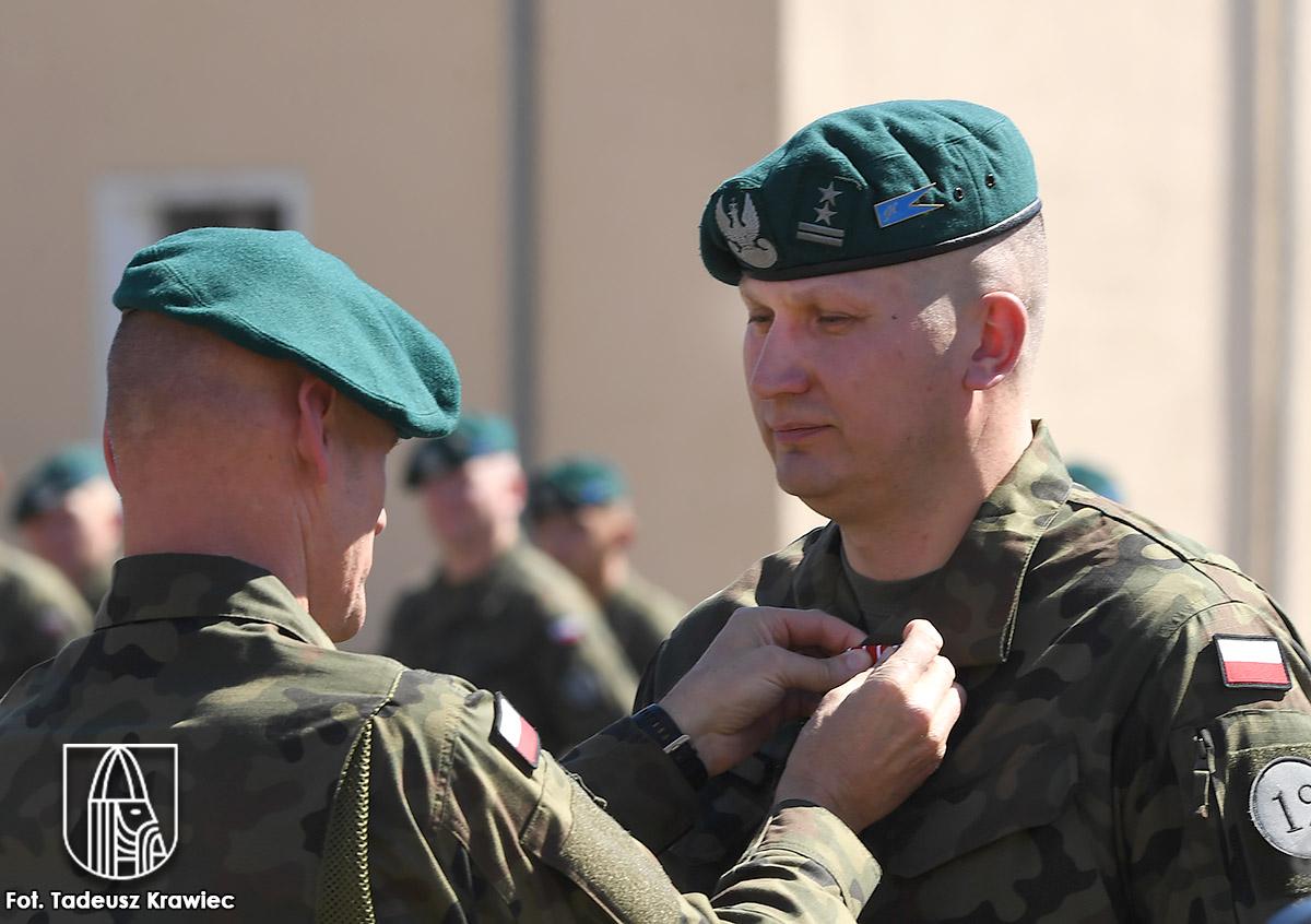 Choszczeński dywizjon ma nowego dowódcę