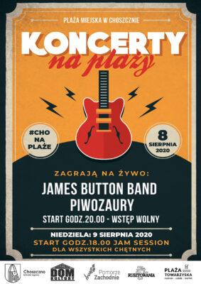 Choszczno 2020 - Koncert i jam session