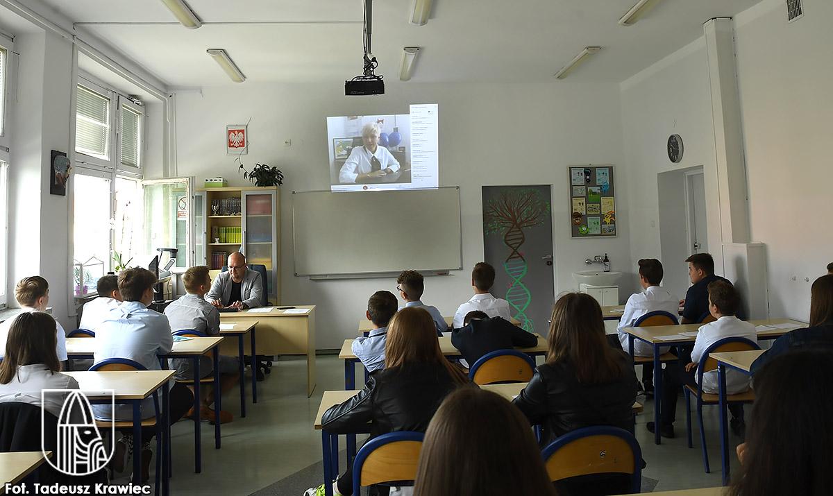 rozpoczęcie roku szkolnego w Szkole Podstawowej nr 1 w Choszcznie