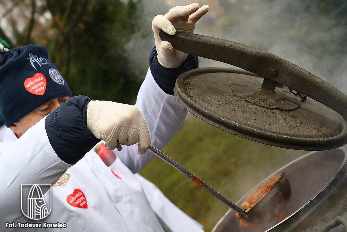 Choszczeński sztab WOŚP  czeka na wolontariuszy