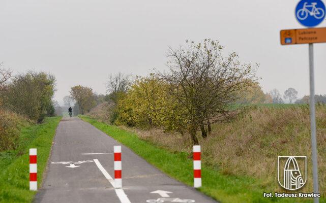 zdjęcie trasy rowerowej