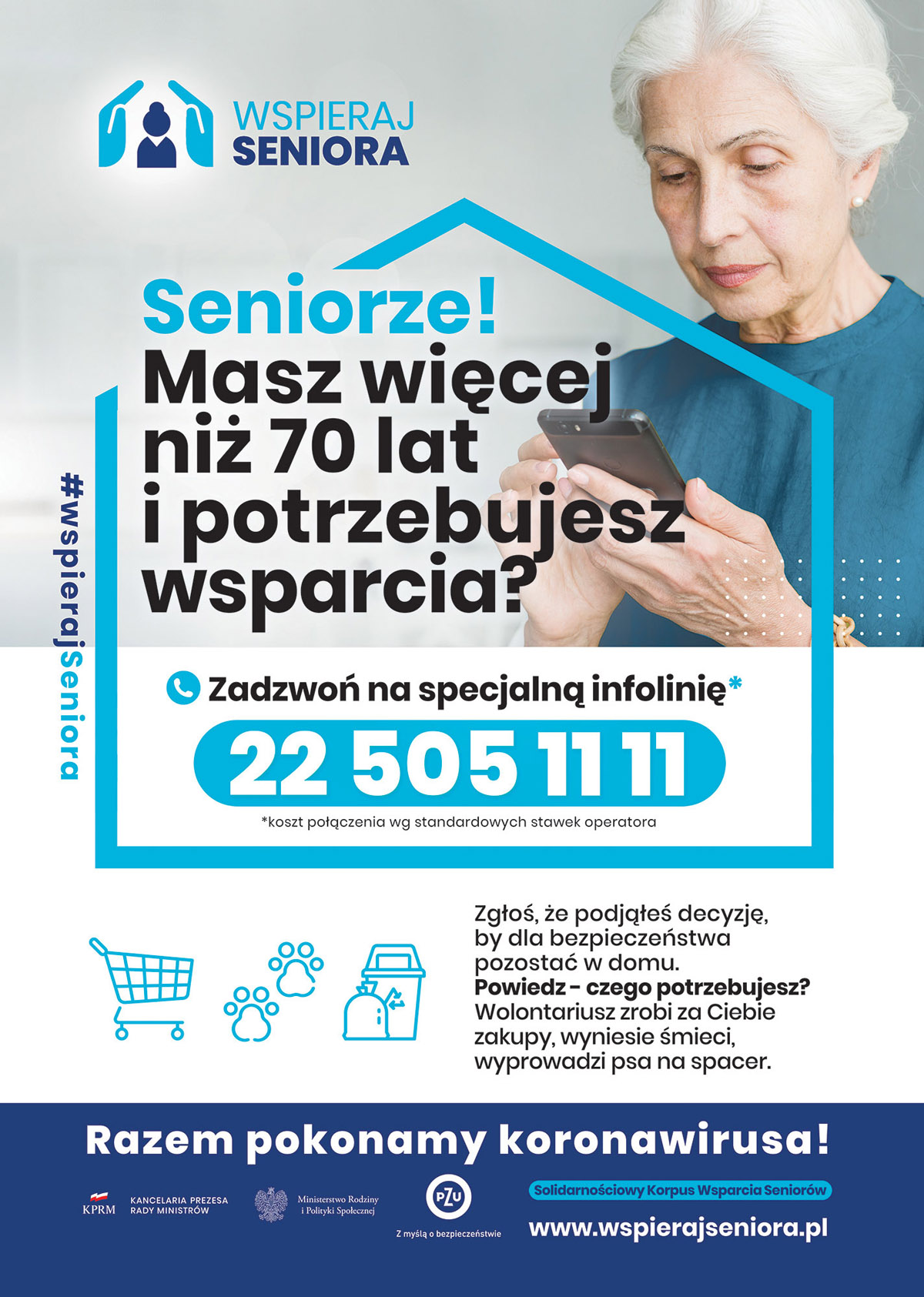 Choszczno - Wspieraj seniora
