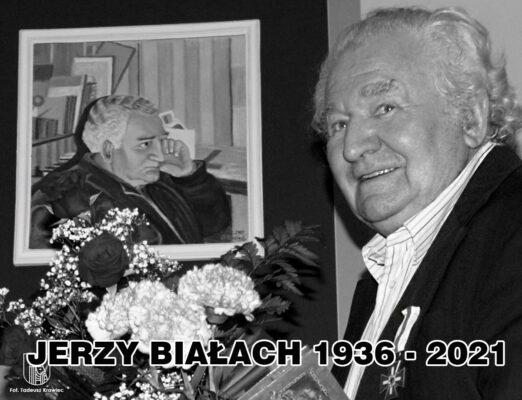 malarz Jerzy Białach
