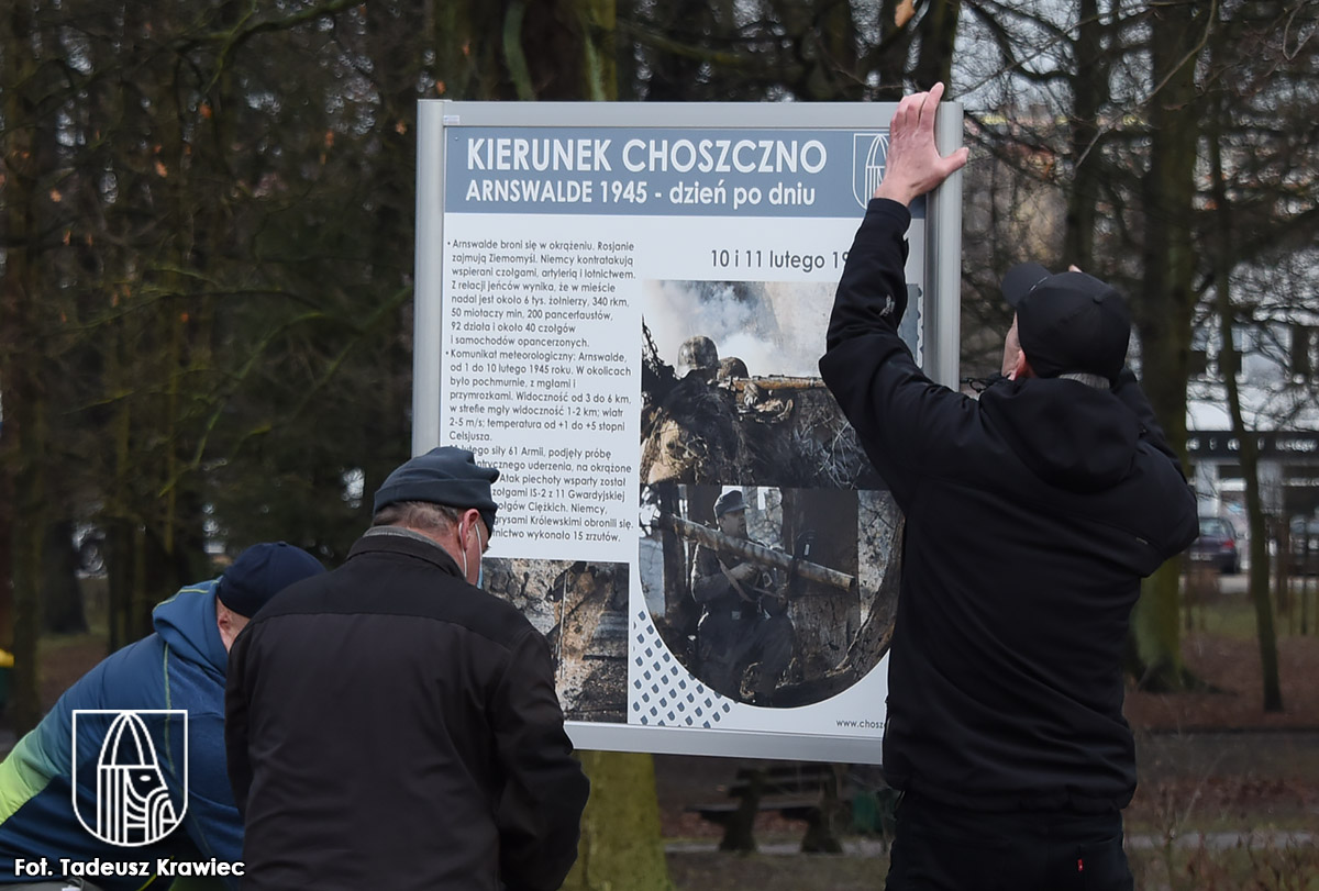 Wystawa Kierunek Choszczno