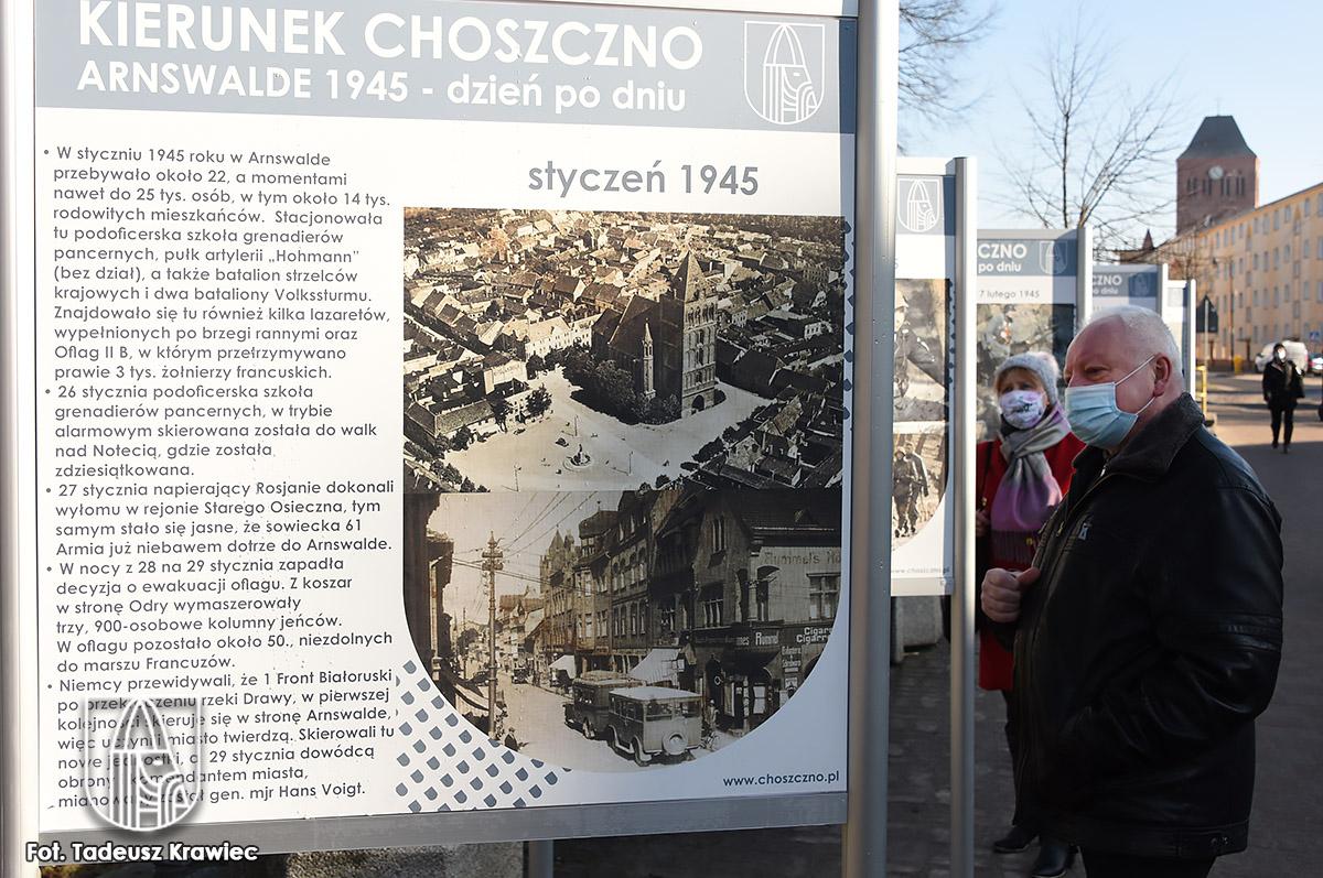 tablice plenerowe na ul. Wolności