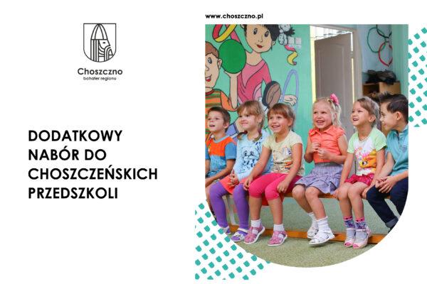 baner nabór do przedszkoli