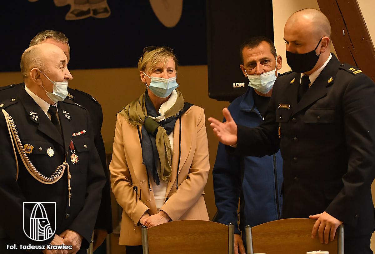 Choszczno - Strażacy - ochotnicy wybierają nowe władze.