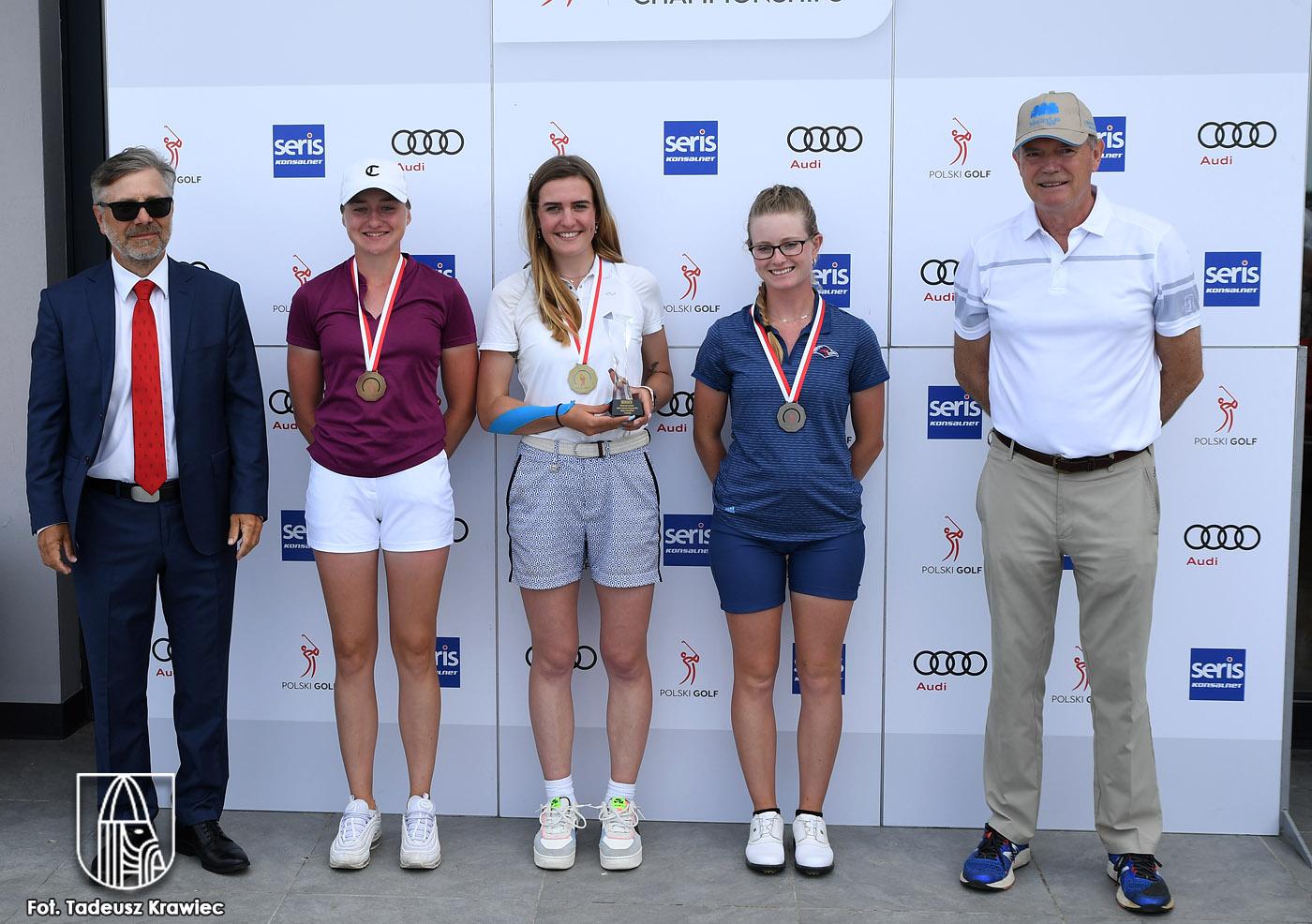 Choszczno - Mistrzostwa Polski w golfie