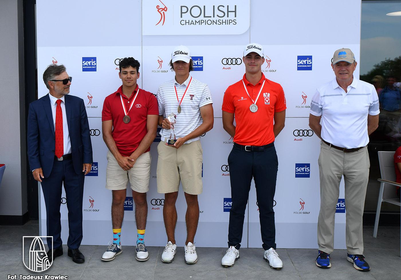 Choszczno - Mistrzostwa Polski w golfie 2021