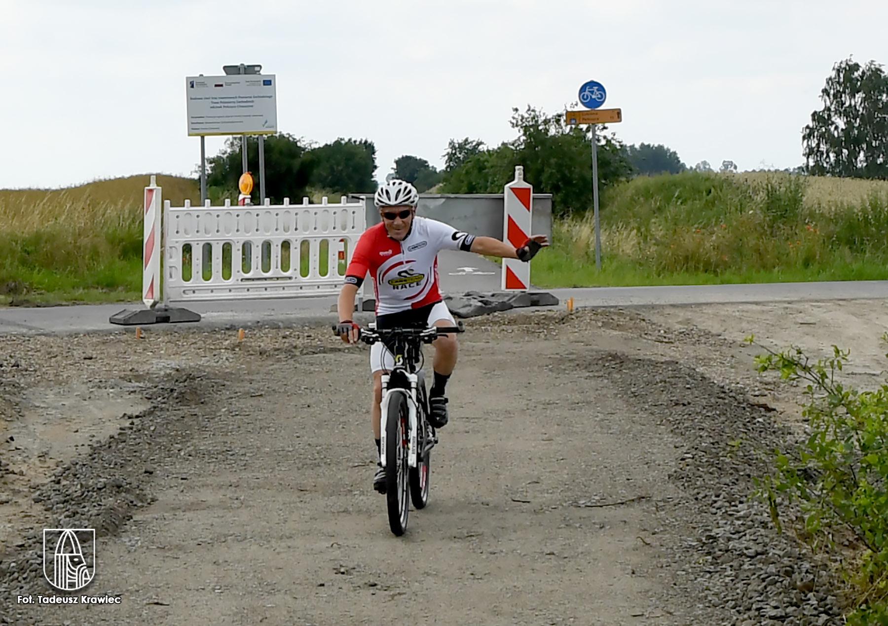 Choszczno - Trasa rowerowa - Od Małej INy do Iny